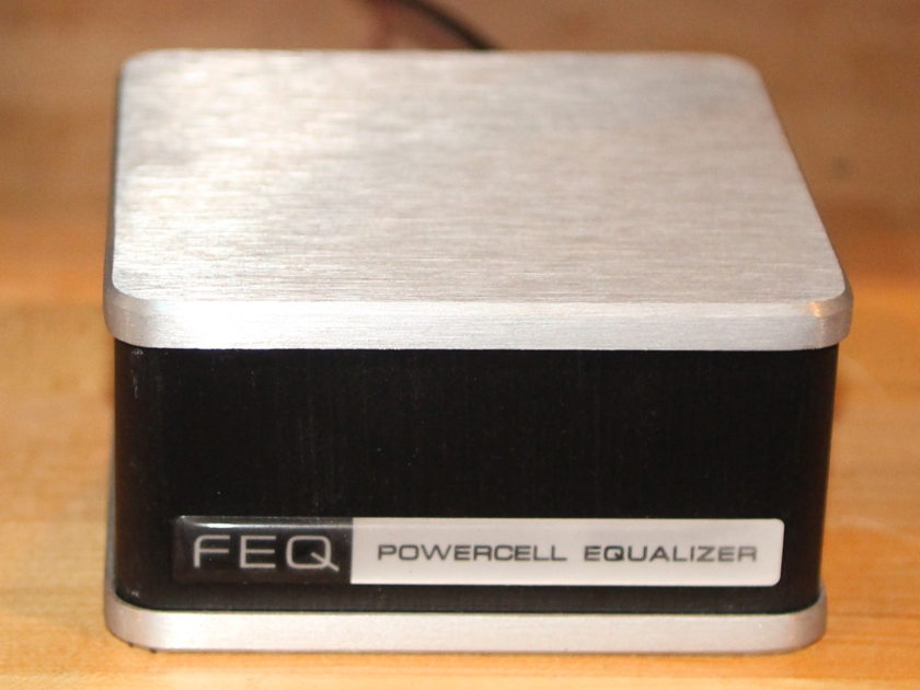 Synergistic Research PowerCell 10 UEF & FEQ-PowerEq Ref Power Cond & EQ. !!
