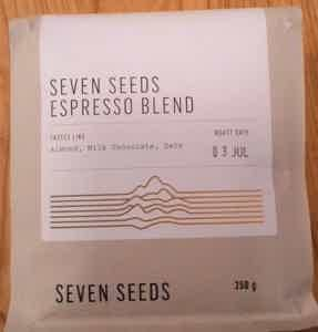 7 Seeds Espresso Coffee
