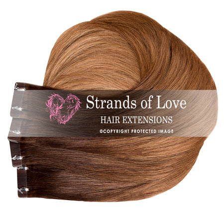 Strands Of Love Hair Extensions Colour Beverley Hills Ombre