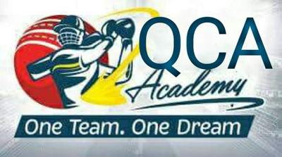 Qasimabad Cricket Academy Logo