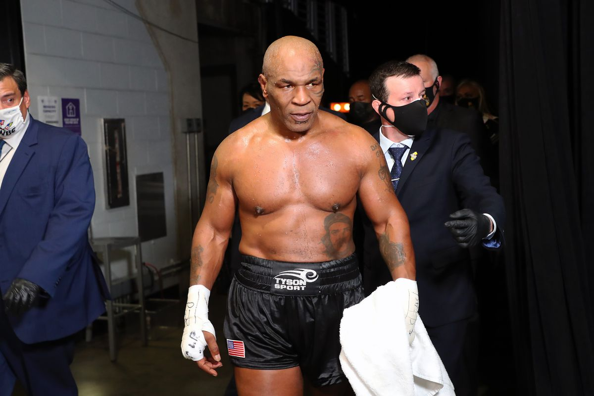 mike tyson betting odds