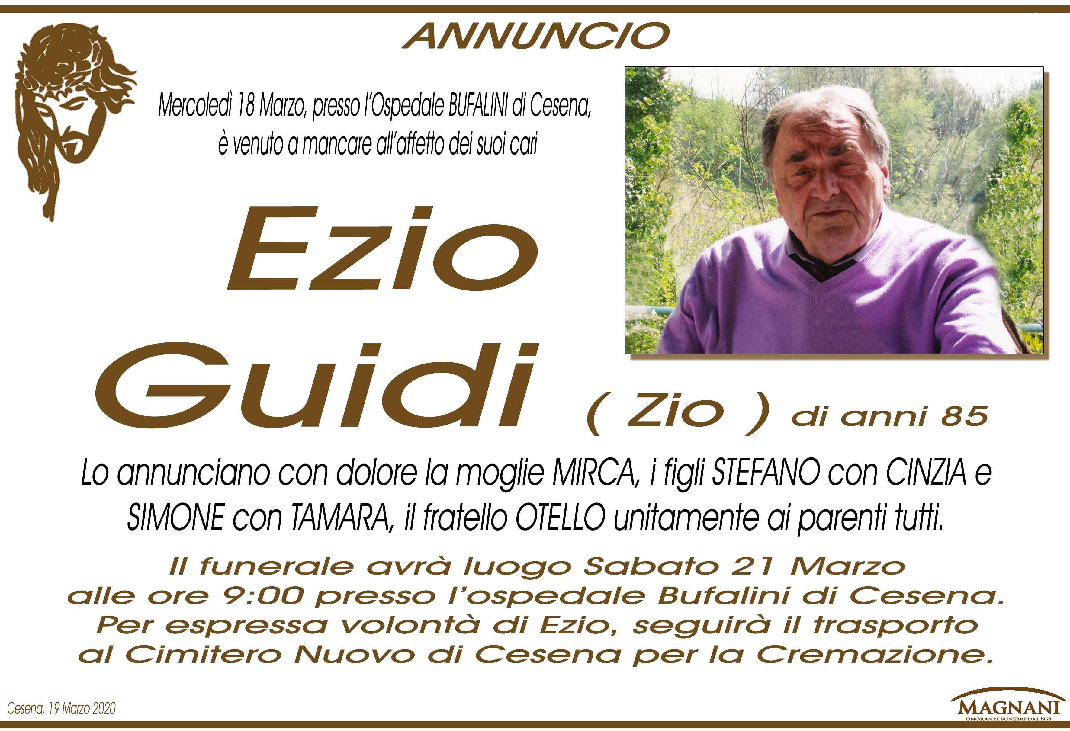 Ezio Guidi