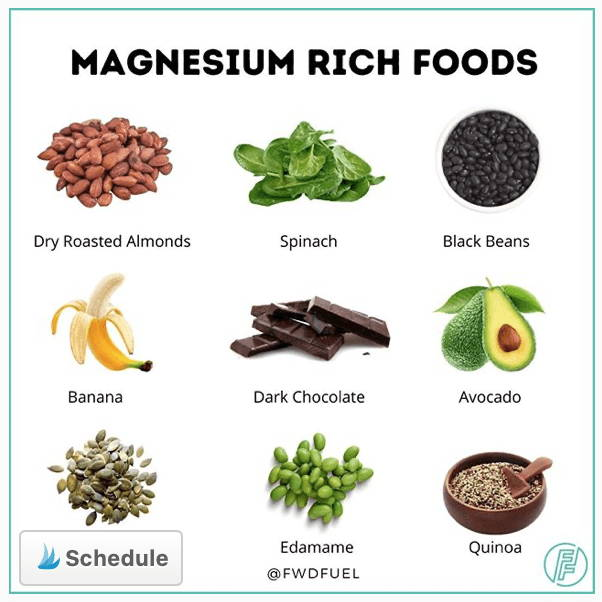 natural sleep aids magnesium
