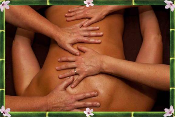 Four Hands Massage - Thai-Me Spa Hot Springs, AR