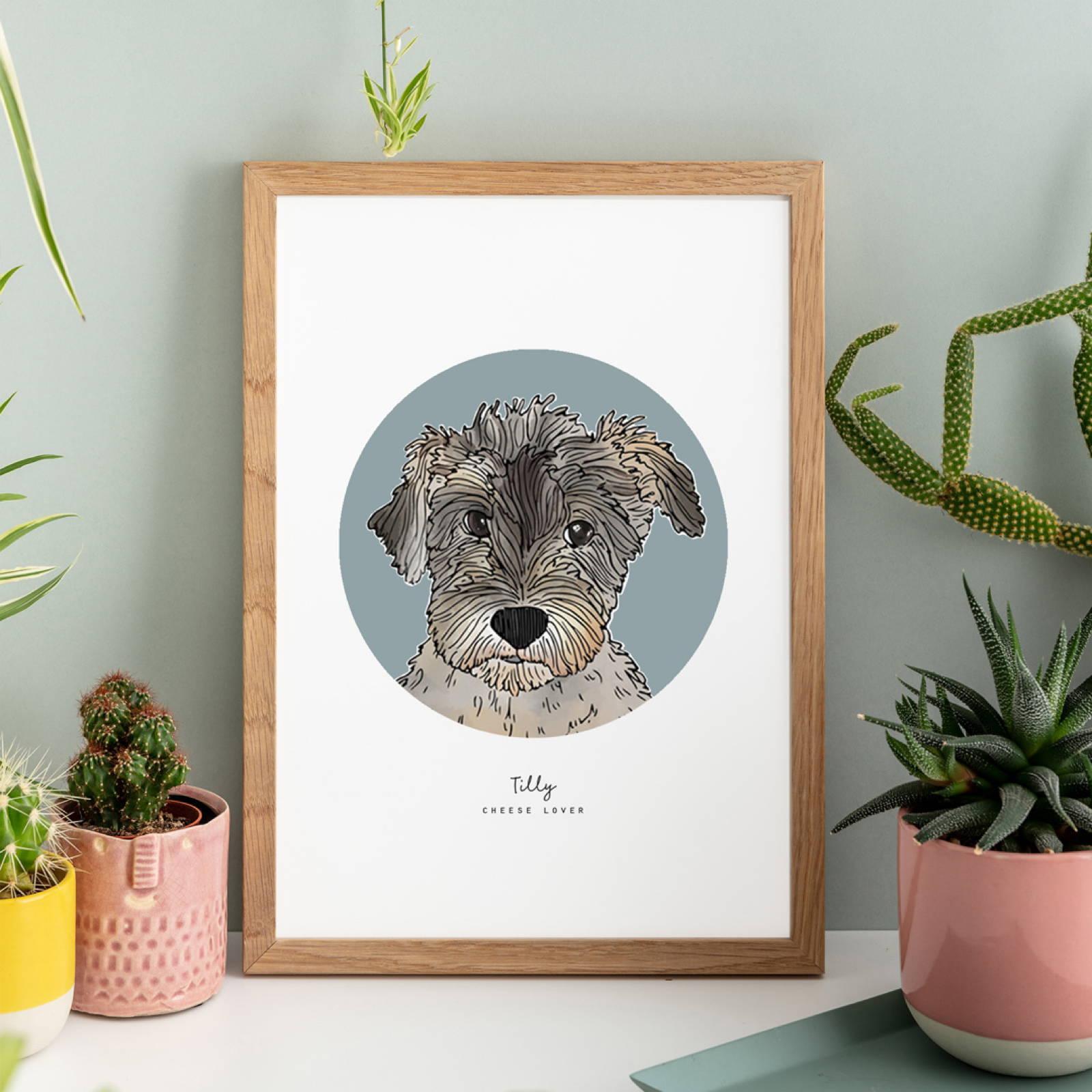 Personalised Pet Portrait