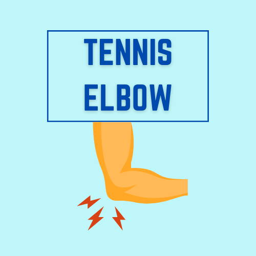tennis elbow ergonomics advice