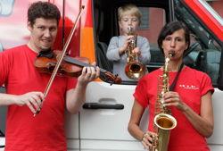das klingende museum berlin mobil musik machen