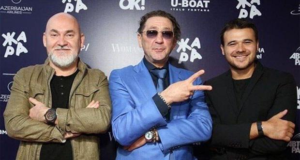 Эмин Агаларов встретил гостей фестиваля «ЖАРА» зажигательным танцем - Новости радио OnAir.ru
