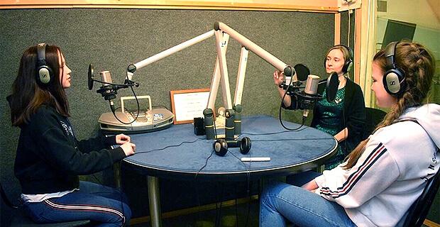 Диджеи с ограниченными возможностями из Подмосковья провели радиоэфир - Новости радио OnAir.ru
