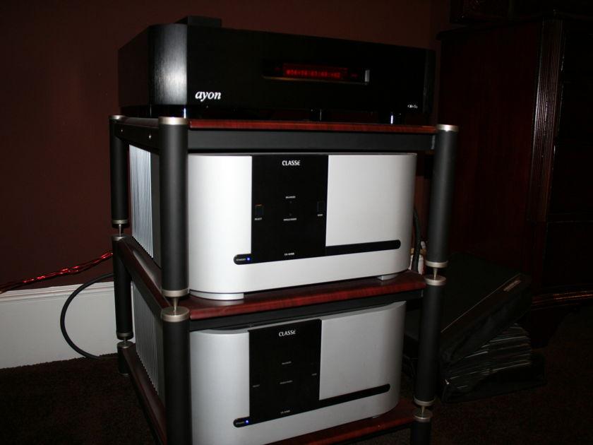 Ayon Audio CD-5s CD Player & Tube Pre Amp