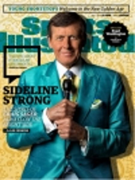 Craig Sager featured in Sports Illustrated