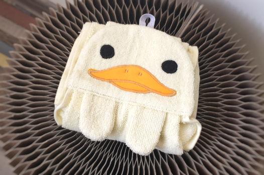 """Детское полотенце для рук """"Уточка"""""""