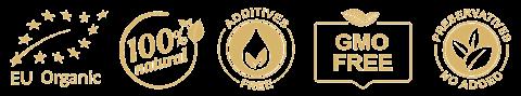 Organic Melissa Oil - 100% Pure, GMO FREE, No Additives, No Preservatives