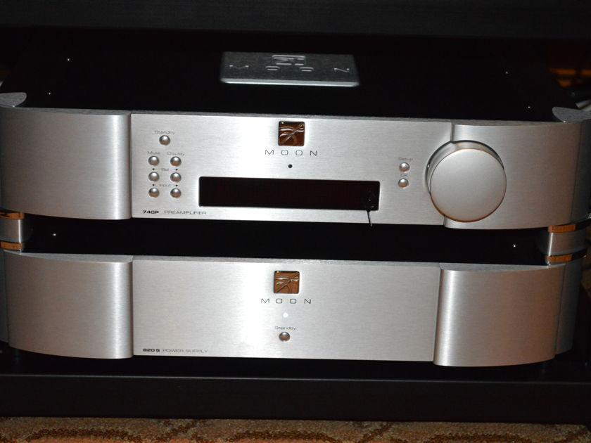 Simaudio Evolution 740p Preamp