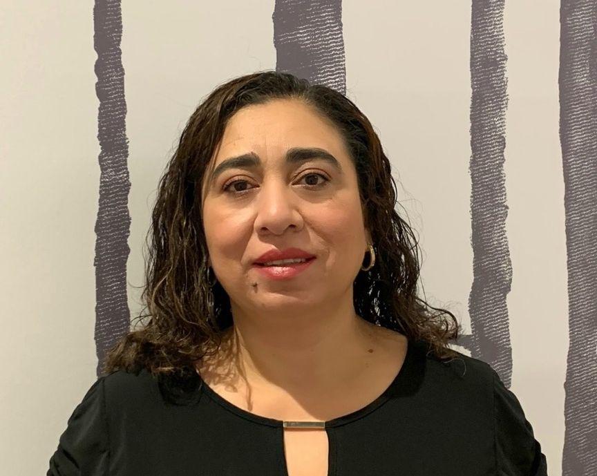 Mrs. Liz Ventura , Area Coordinator