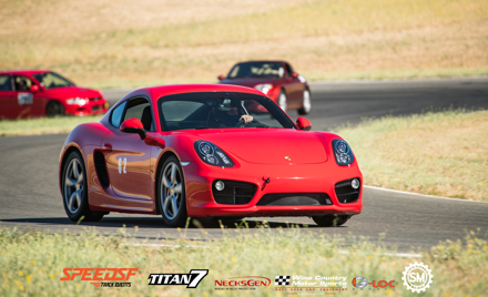 Thunderhill 5 Miles - Speed SF