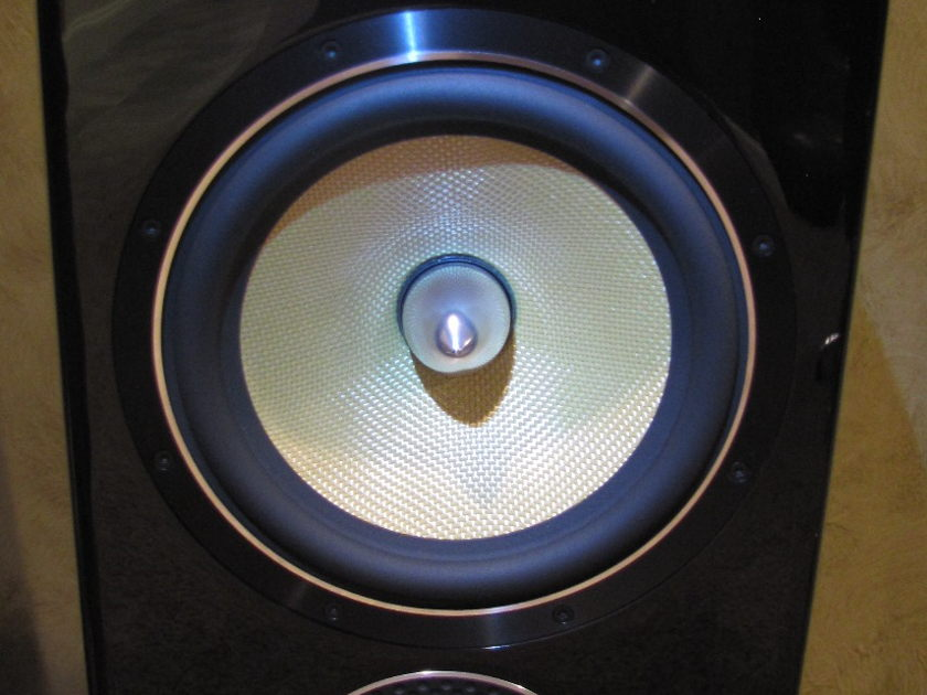 Bowers and wilkins nautilus 805D2 blk gl