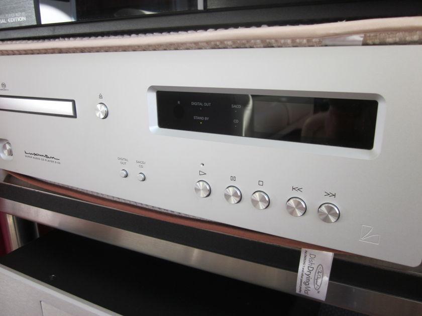Luxman D05  CD-SACD Player   Excellent