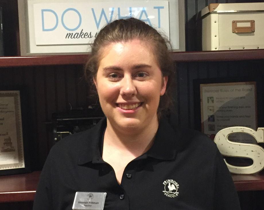 Hannah Pittman , Venture Program Teacher