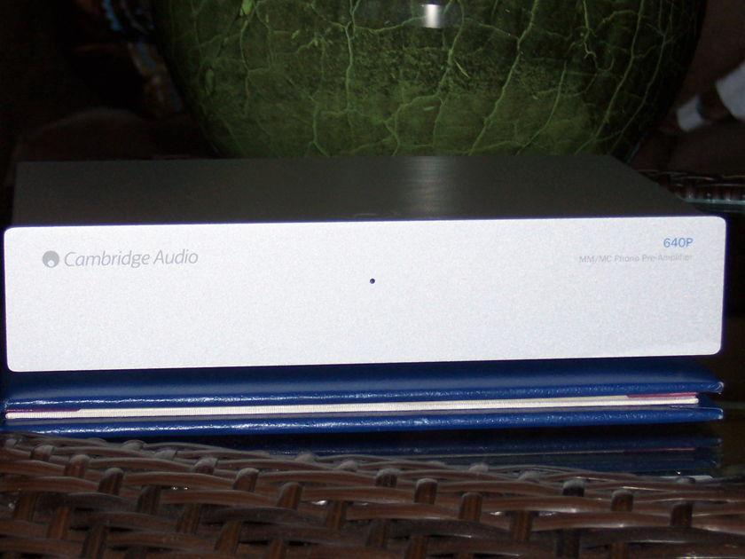 Cambridge Audio Azur 640P Phono Stage