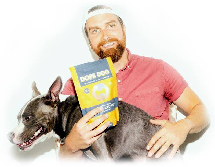 Dope Dog Charity Initiative - Partnerships with dog rescues
