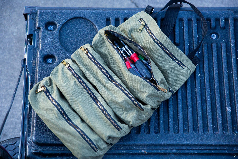 tool roll bag, Tool Organizer Bag, Best Tool Roll