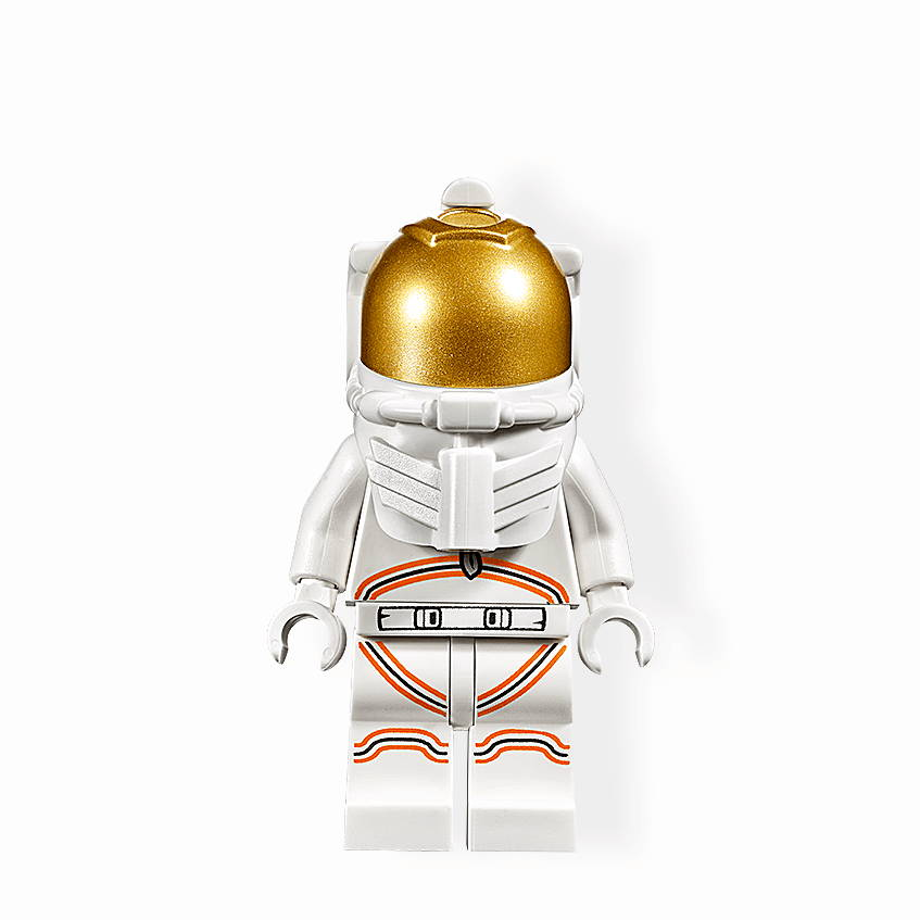 golden lego 60226 minifigure