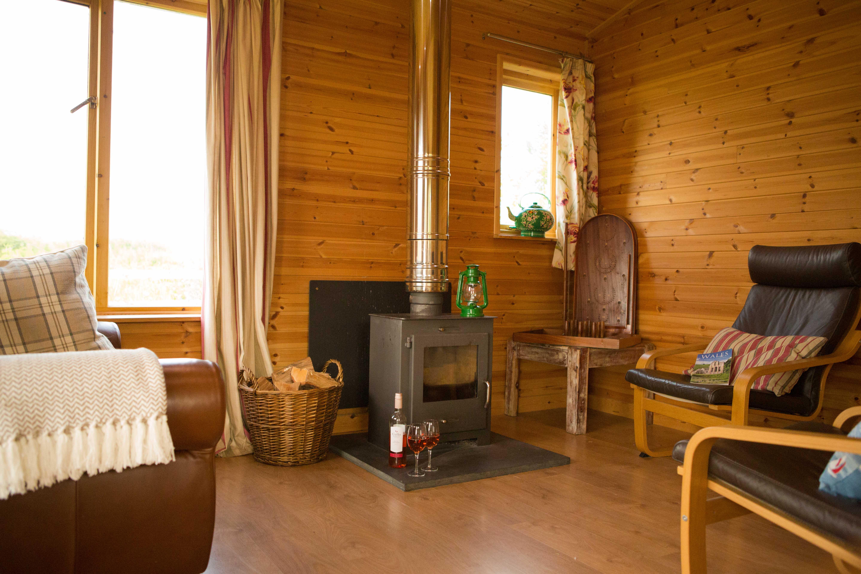 bwncath cabin Cardiff