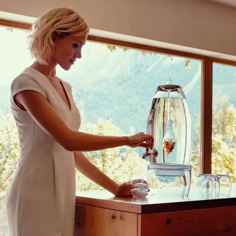 Wasserspender von VitaJuwel exklusiv mit Biopersonalisierung®