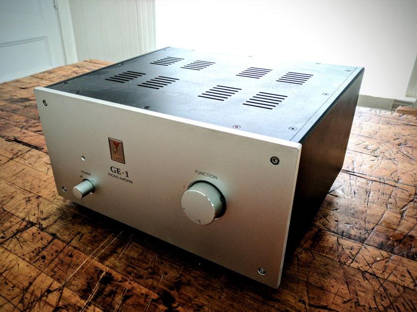 Audio Note GE-1 : Kondo - Analog Perfection