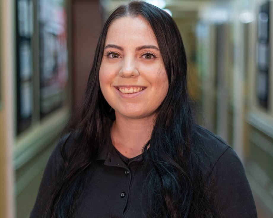Vanessa Coghin , Infant Assistant