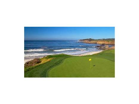 Pebble Beach Resorts 4 Day – 3 Night Golf Trip of a Lifetime for 2