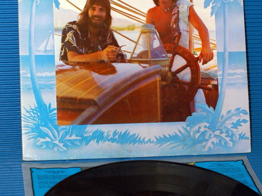 "LOGGINS & MESSINA - - ""Full Sail"" -  Direct Disk Labs 1981"