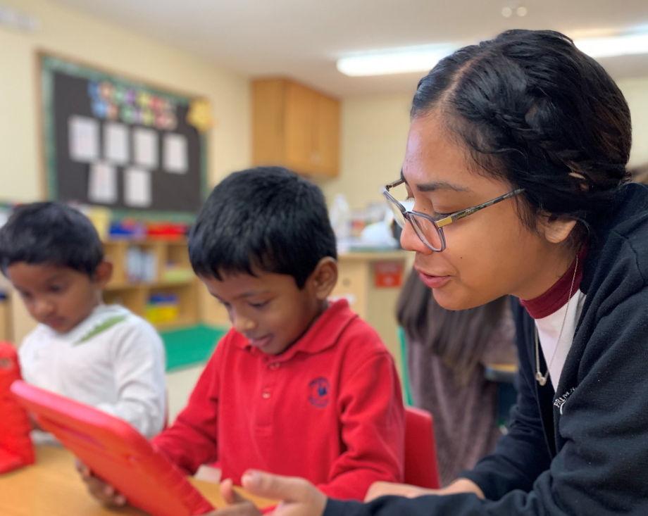 Mrs. Alvarado , Pre-Kindergarten Two Lead Teacher