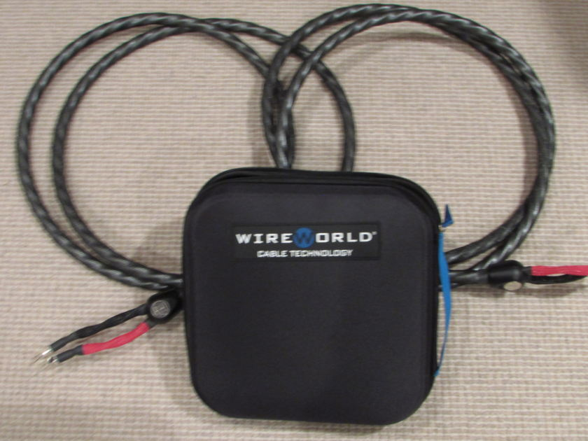 Wireworld Silver Eclipse 7  Speaker Cables