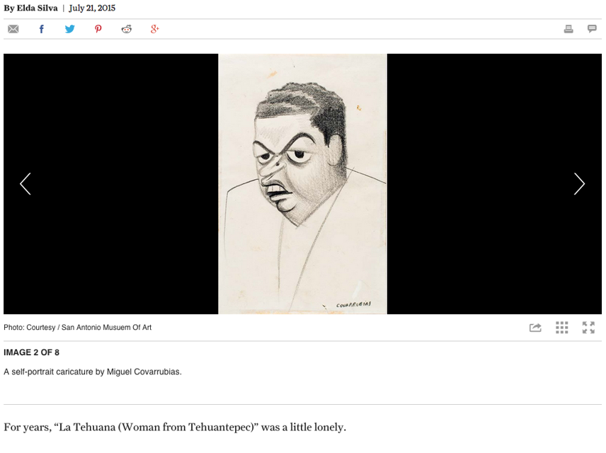 san, Mexican Renaissance