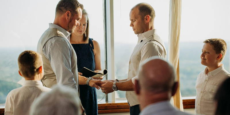 Top Three Tips When It Comes to Vows