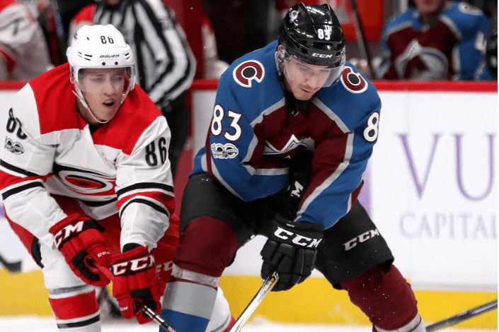 NHL Free Picks & Predictions: Carolina Hurricanes @ Colorado Avalanche