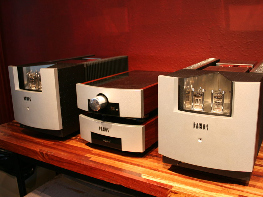 Pathos Acoustics In Control pre and In Power amps