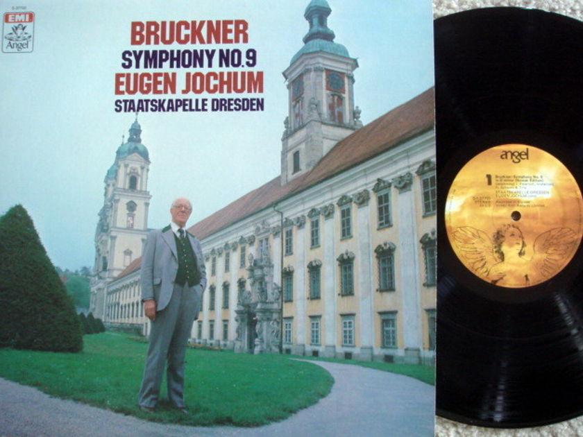 EMI Angel / JOCHUM, - Bruckner Symphony No.9, MINT!