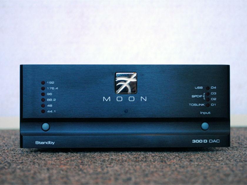 Simaudio Moon 300D DAC Digital-Analog Converter