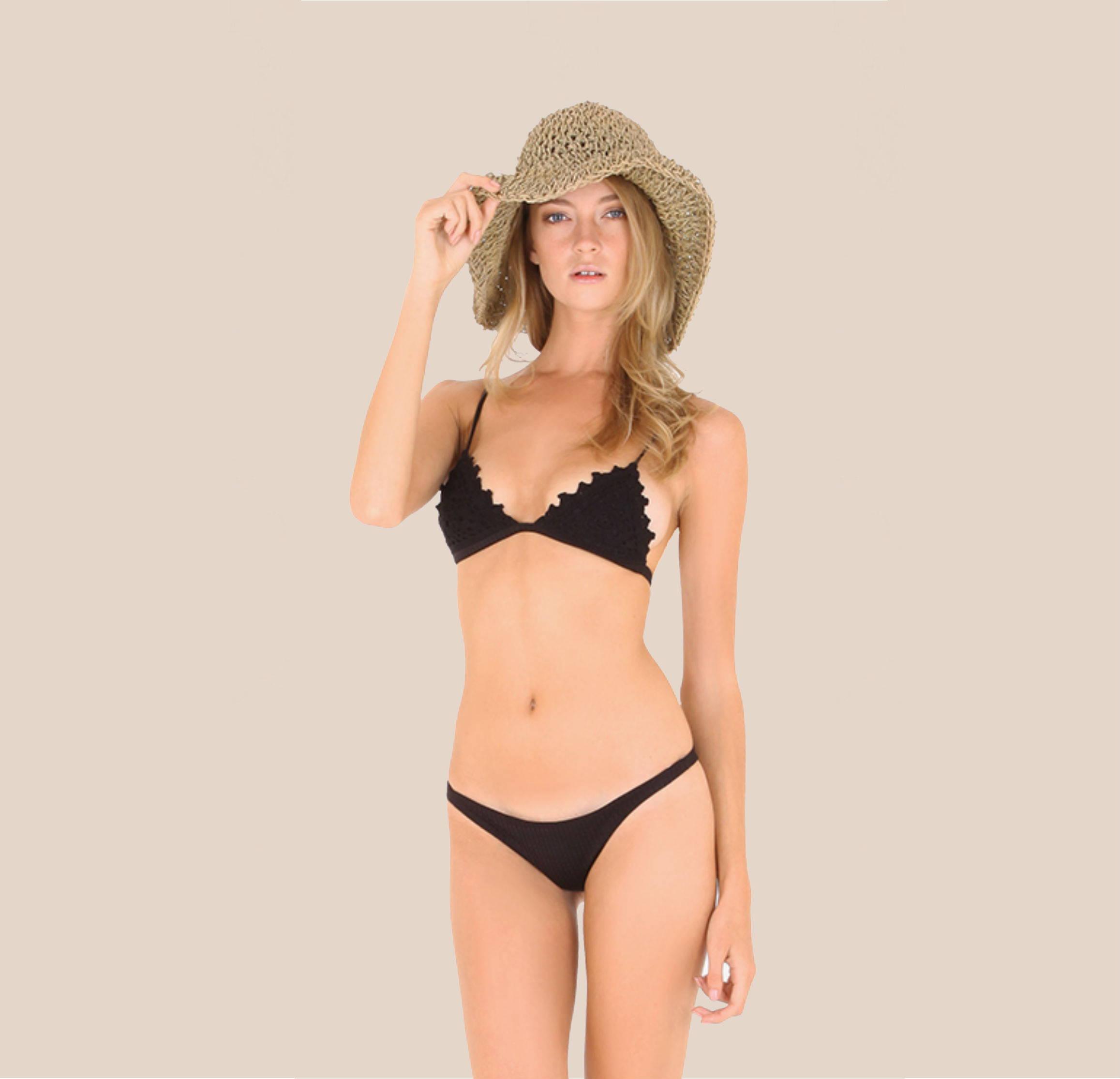 Rove Zara Crochet Bikini Top