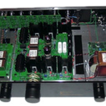 Differential Preamplifier
