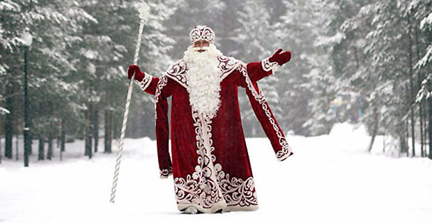 На Радиоле 103.0 FM в Саратове стартует новогодняя акция «Здравствуй, Дедушка Мороз» - Новости радио OnAir.ru