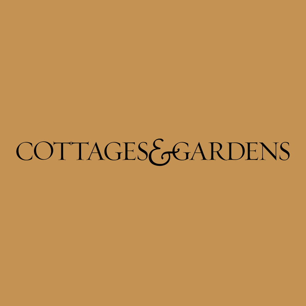 Cottages & Gardens Logo, January 2019 Press