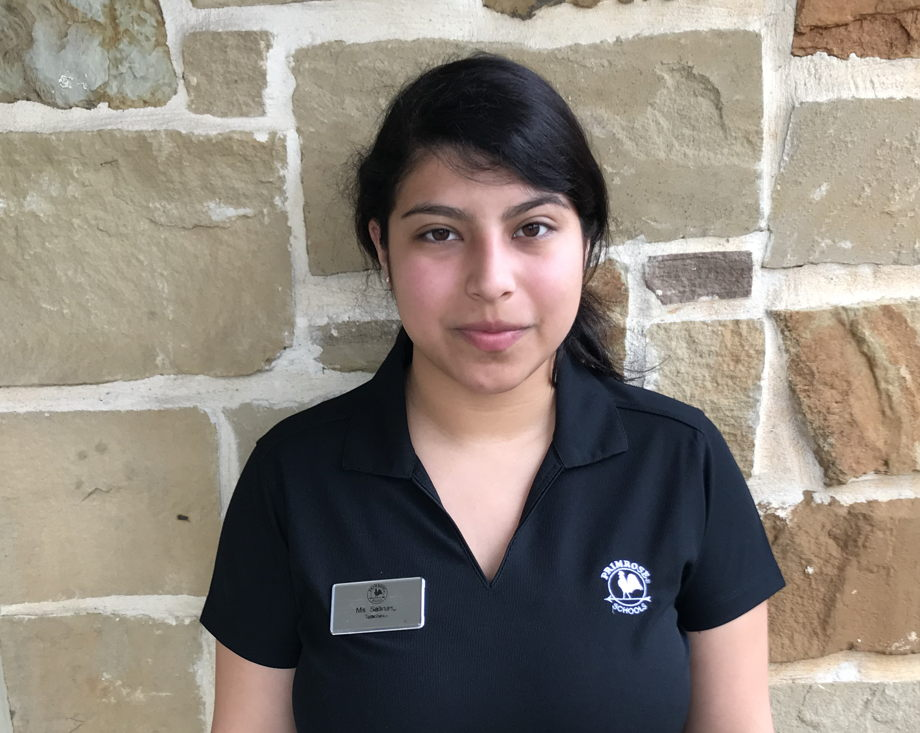 Brianna Salinas , Assistant Teacher