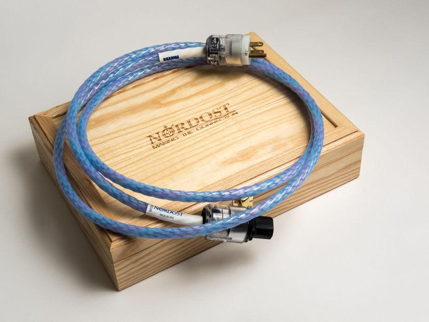 Nordost Brahma 2m power cord
