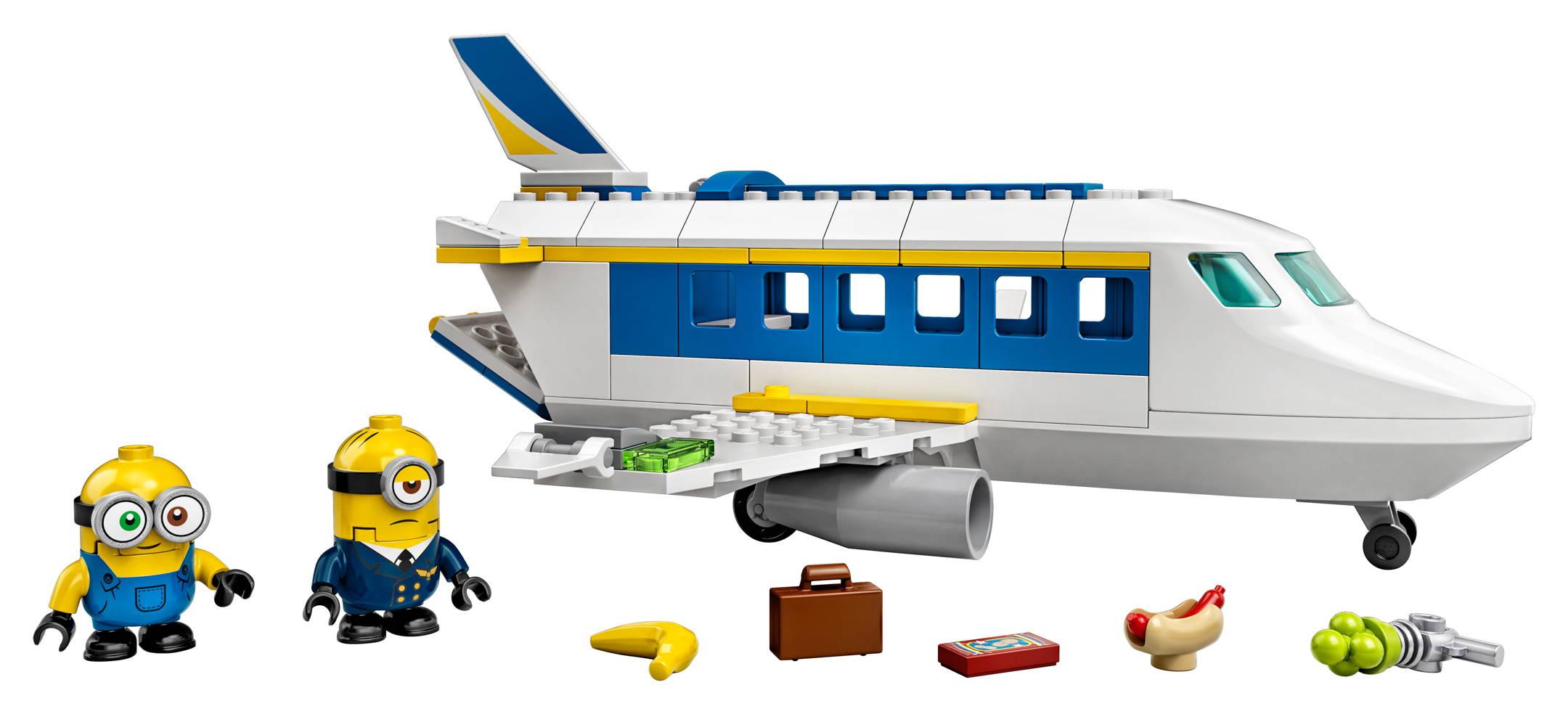 Minion Pilot Training