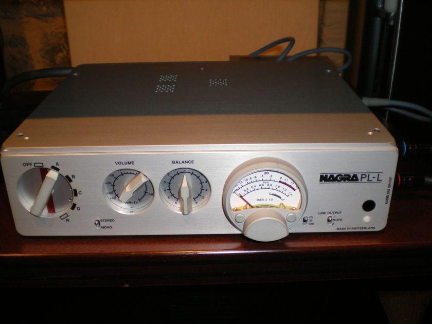 NAGRA  PL-L (230V)