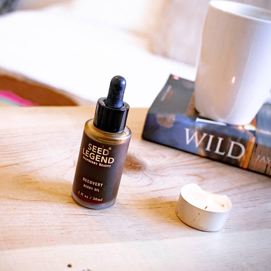 Organic Facial Oil - Seed Legend